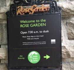rose garden hours