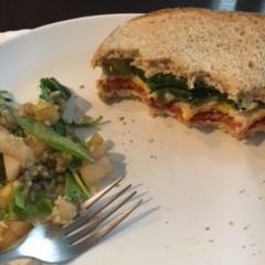 hubby sandwich