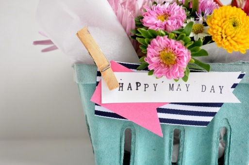 Image result for may day baskets